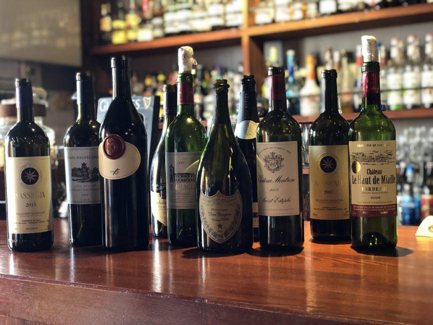 リンクタウン FUJIYAMATAPAS ワイン オイスター パエリア