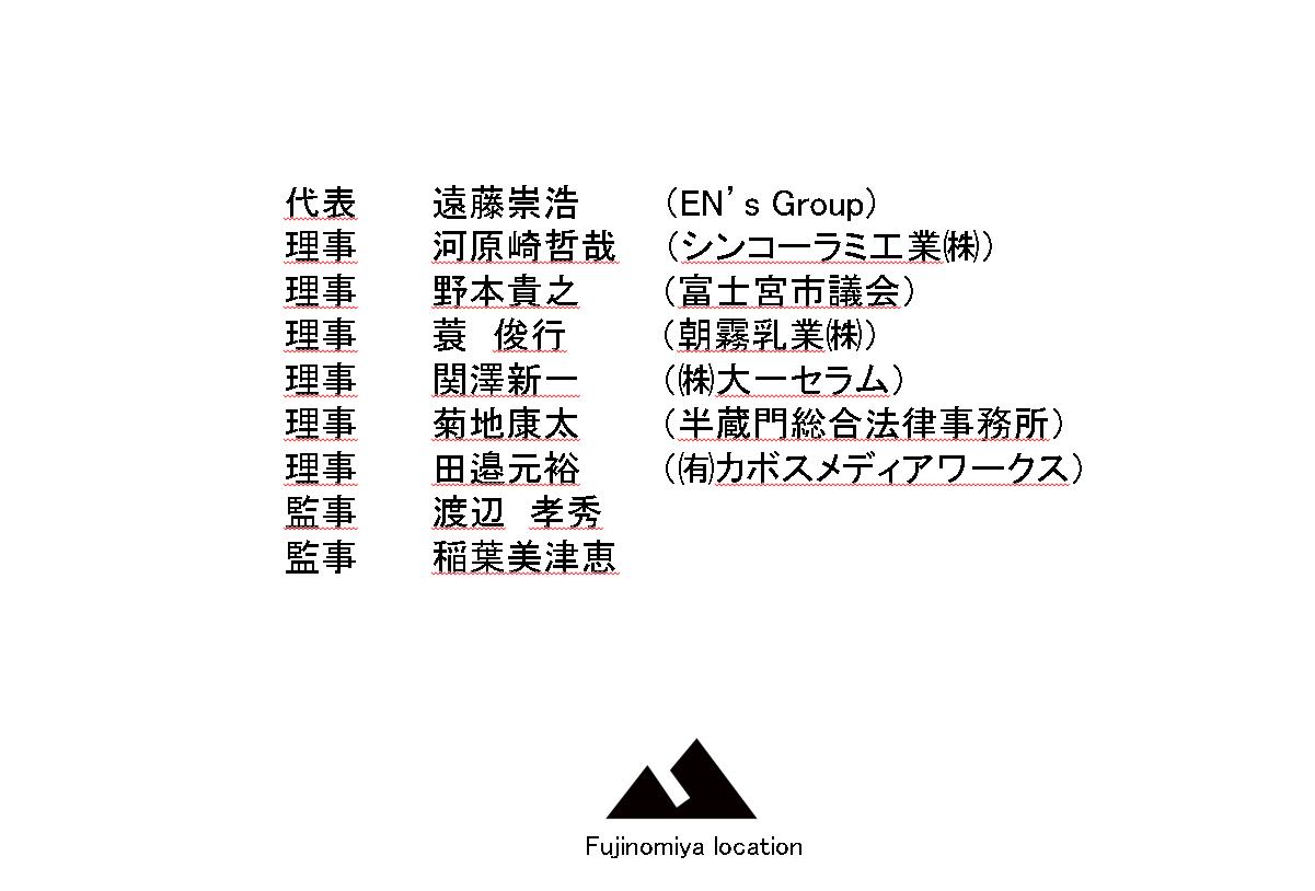 ロケ応援団 富士宮